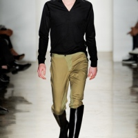 SIMON SPURR SPRING / SUMMER 2012 MENSWEAR